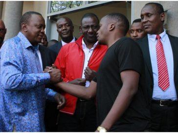 Raila Son In Car Crash