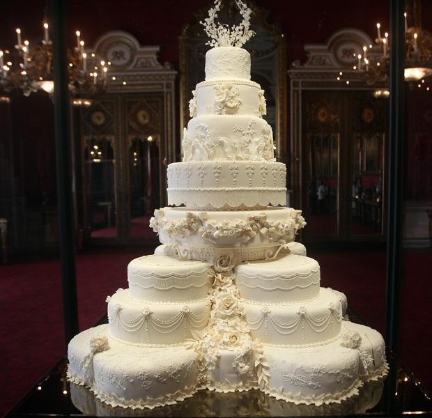 Devorah Rose Wedding Cake